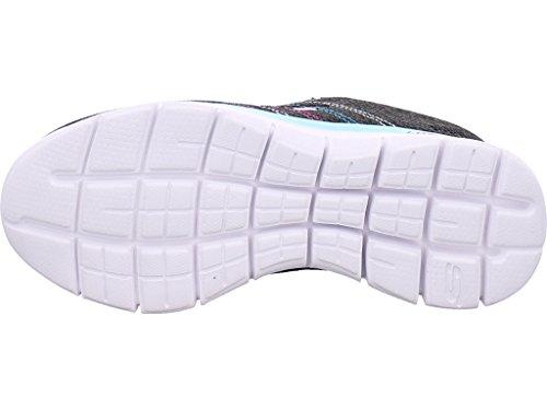 Skechers Skech Appeal 2.0 High Energy, Zapatillas de Running Unisex Niños múltiples negro