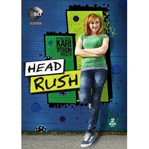 (Head Rush : 27 Episode Mythbusters Science Collection - Liquid Nitrogen Balloon , Shrimps on Treadmills , Burning Cash , Gas Powered Fountain and Many More Science Games and Experiments 2 DVD Box Set)
