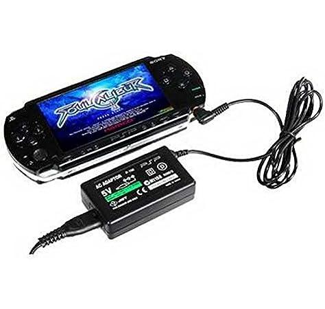 ACTECOM® CARGADOR RED AC PARA SONY PSP 2000 SLIM / 3000 ...