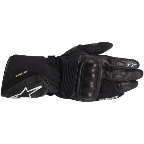 Alpinestars GT-S X-Trafit Gloves , Gender: Mens/Unisex, Primary Color: Black, Distinct Name: Black, Size: XL, Apparel Material: Textile 3525214-10-XL by Alpinestars