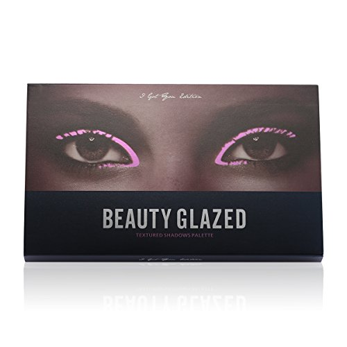 Beauty Glazed 18 Color Shimmer Matte Diamond Glitter Palette