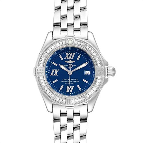 Breitling Windrider Quartz Female Watch A67365 (Certified Pre-Owned) (Breitling Cockpit Lady)