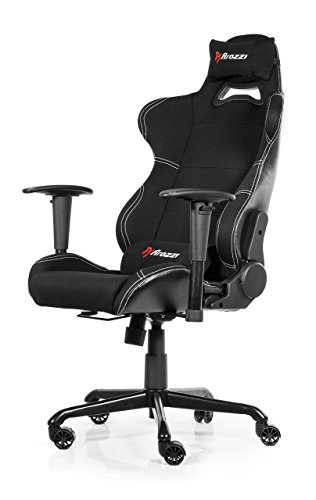 Galaxy Chair Executive (Arozzi Torretta Series Gaming Racing Style Swivel Chair, Black)