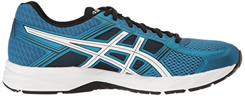 ASICS Men's Gel-Contend 4 Running Shoe, Thunder Blue/White/Black, 6 M US by ASICS (Image #7)