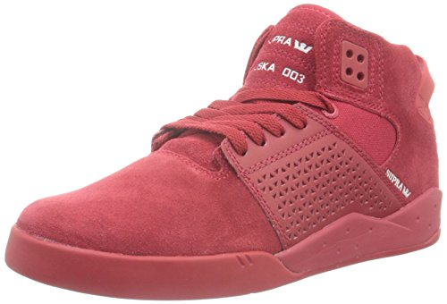 Supra Herren Skytop III High-Top Rot (RED - RED 605)
