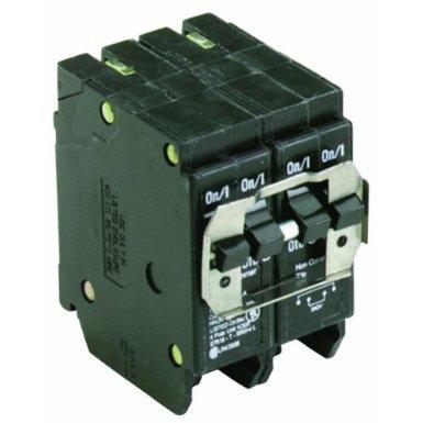 Cutler-Hammer BQ2402120 Type BR Quadplex 20A & 40A Circuit Breaker ()