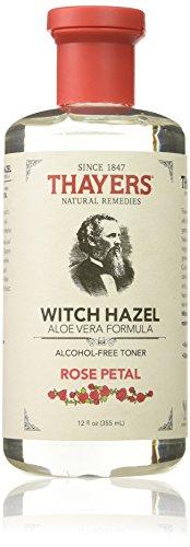 Thayers Alcohol free Petal Witch Hazel