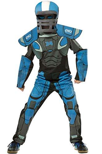 [Mememall Fashion Fox Sports Cleatus the Robot Adult Halloween Costume] (Cleatus Fox Sports Robot Adult Costumes)