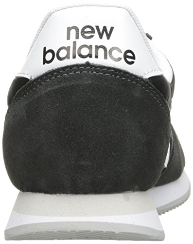 New Bk U220 Homme Balance Baskets Black White Noir wrpqFwCxa