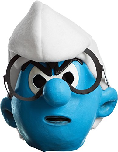 The Smurfs Brainy Mask