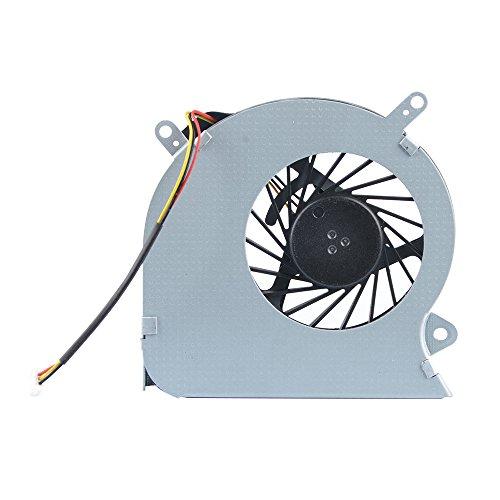 Mc2 Replacement - Eathtek Replacement Cooling Fan For MSI GE60 MS-16GA MS-16GC CPU-VGA E33-0800401-MC2 PAAD06015SL