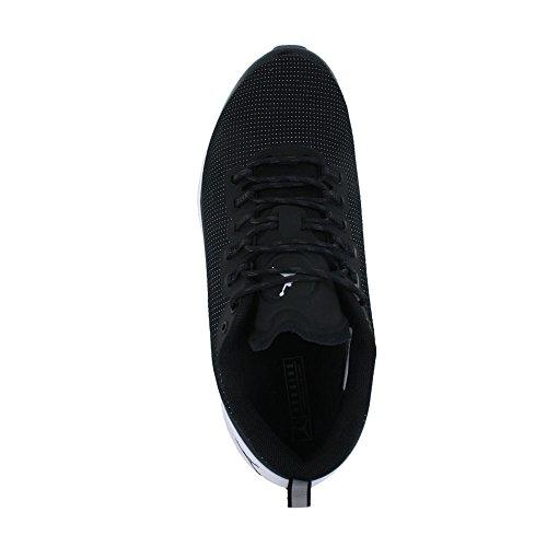 Nike Jordan Menns Jordan Zoom Fasthet Svart Svart Hvit Størrelse 14
