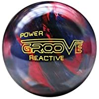 Brunswick Power Groove Ilusiona Bola Bowling, Unisex Adulto