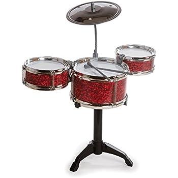 Amazoncom Westminster Desktop Drum Set Random Color Musical