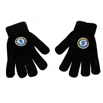 Official Chelsea FC Knitted Gloves