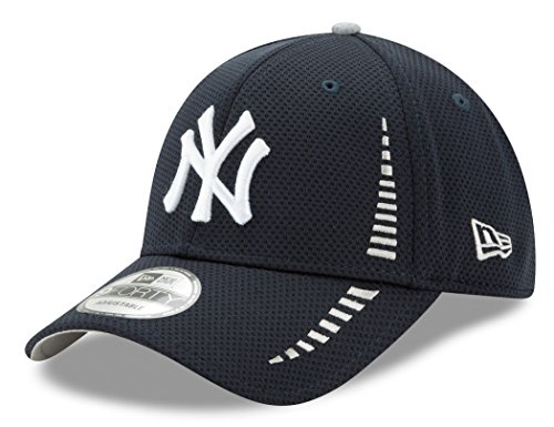 New York Yankees New Era Speed 9FORTY Adjustable Hat - Navy New Era Adjustable Hat