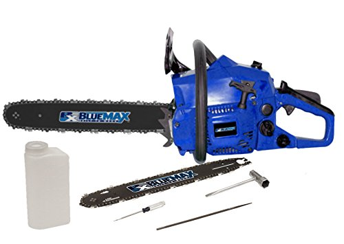 Blue Max 52721 2-in-1 Combo Chainsaw