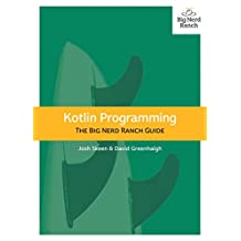 Kotlin Programming: The Big Nerd Ranch Guide