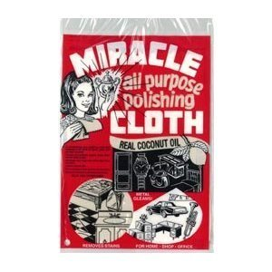Miracle Cloth All Purpose Metal Cleaning Towel ()