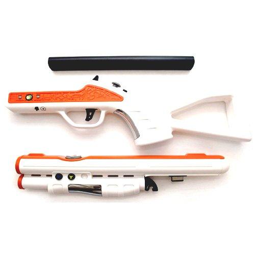Simply Silver - New XBox 360 Cabela's Top Shot Fearmaster GUN w/Sensor big game hunter pro hunts