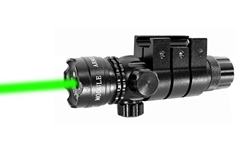 Trinity Weaver Mounted Green Sight for Remington 870, Class IIIA 635nM Less Than 5mW. (Remington 870 Laser)