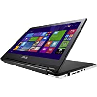 Asus TP550LA 15.6in Transformer Book Flip - Core i5-5200U, Touchscreen, 4GB RAM, 500GB Hard Drive, Windows 10
