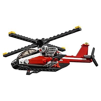 LEGO 31057 Creator Air Blazer  Building Kit: Toys & Games
