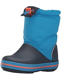 crocs Crocband LodgePoint Pull-On Boot (Toddler/Little Kid)