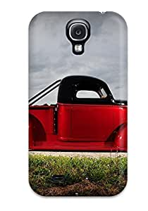 Durable Hot Rod Back Case/cover For Galaxy S4