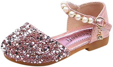 赤ちゃん 靴 可愛い スパンコールパール女の子 お嬢様 歩行練習 履き心地いい 滑り止め 出産お祝いプレゼント ギフトドレスシューズ プリンセス フォーマルシューズ サンダル発表会 靴
