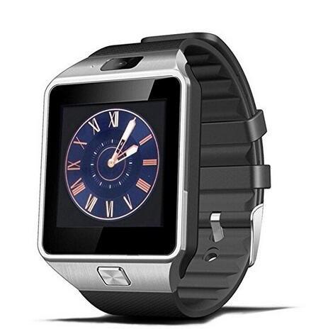 Bluetooth inteligente reloj teléfono reloj inteligente dz09 GSM ...
