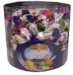 Fruit Filled Chewy Candy (Wellmade) 800g (28.2 oz)