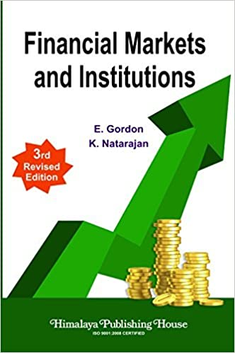 financial markets and services by gordon and natarajan pdf download