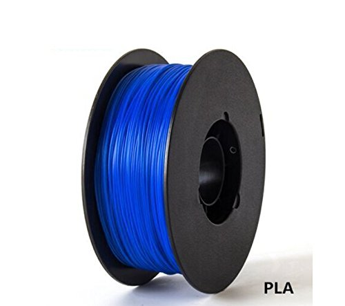 PLA-Blue-FlashForge-3D-Printer-Premium-Filament175-mm-Diameter-NW1-Kg-Per-Spool-for-Dreamer-and-Finder-3D-Printers