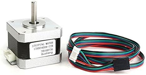 Amazon.com: Impresora 3d bephamart High Torque Motor Paso a ...