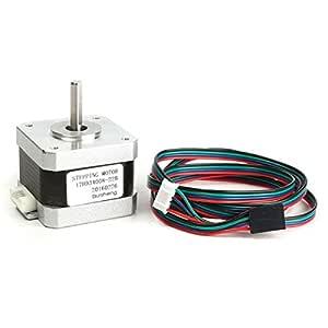 BouBou Impresora 3D High Torque 17 Motor Paso A Paso 300Mn 5A 2 ...