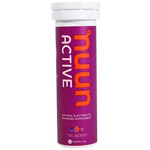 Nuun Active Electrolyte Tablets