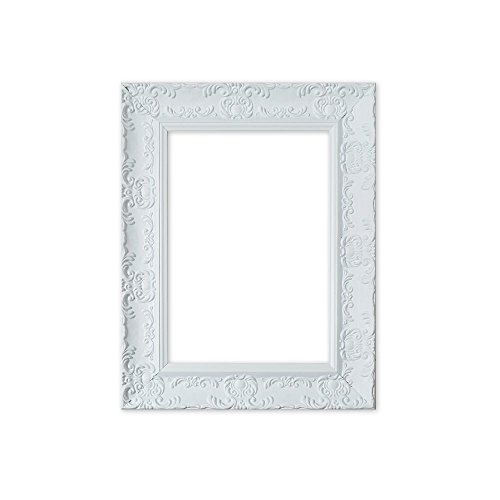 Memory Box Wide Ornate Shabby Chic Antique Swept Muse Picture/Photo/Poster Frame With Plastic Glass-Moulding 28Mm Wide & 16Mm Deep (60.9X91.4Cm) 24''X36'' by Memory Box (Image #1)