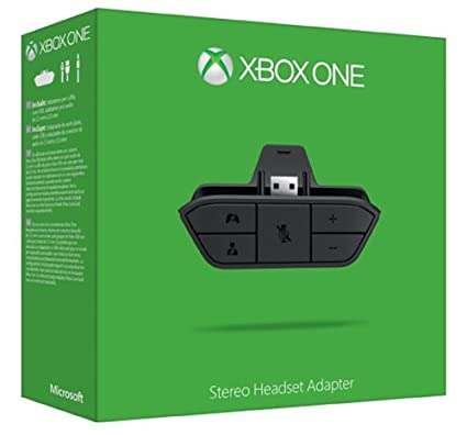 official xbox one stereo headset adapter xbox one amazon co uk official xbox one stereo headset adapter xbox one