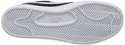 NIKE Bruin QS Schuhe Echtleder-Sneaker Turnschuhe Schwarz 842956 001 black white 001