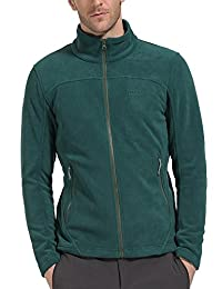 VECTOR Thick Ultra Soft Warm 75D Polar Fleece Full Zip Men's Fleece Jacket