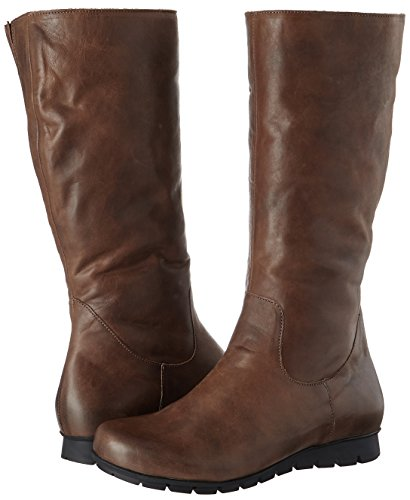 Menscha 41 Brown Boots Think espresso Women''s fSq5fBY