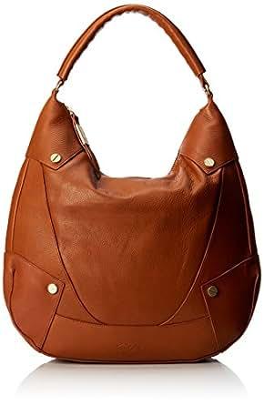 Foley + Corinna Sequoia Hobo Shoulder Bag,Whiskey,One Size
