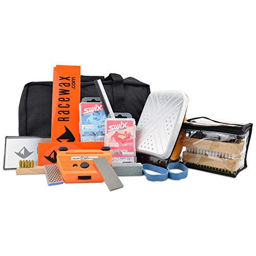 wax snowboard kit - 4