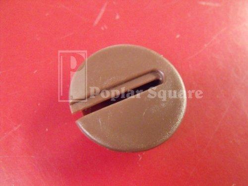 100 Cocoa Brown Wire Gripper Grommet ()