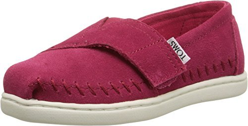 Toms Classics Fuchsia Suede 10006463 Tiny (Toddler Toms Clearance)