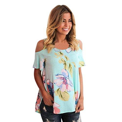 Hot Sale Internet Sleeveless Blume gedruckt von der Schulter Bluse