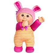 Amazon Lightning Deal 84% claimed: Cabbage Patch Kids Cuties Doll: 9 inch Garden Party Collection - Bitsy Bunny