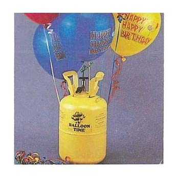 Giant Party Store Disposable Helium Tank