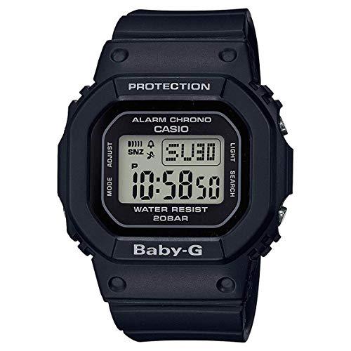 Casio 2018 BGD-560-1CR Watch Baby-G Classic Digital Black